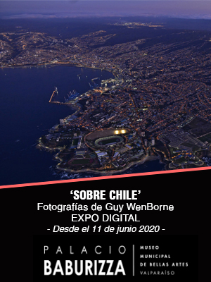 Expo: SOBRE CHILE. Guy WenBorne